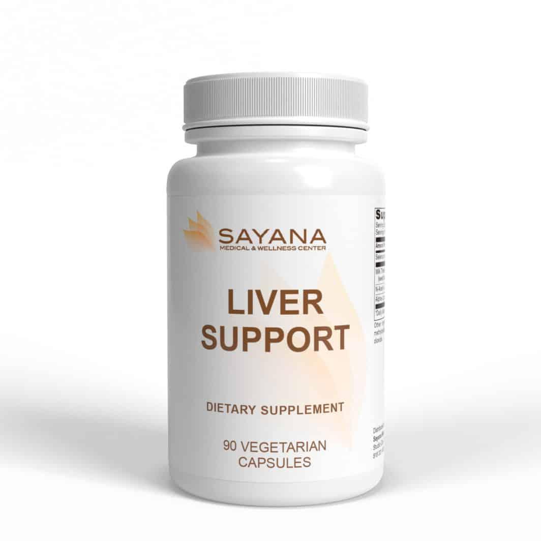 Liver Support 90 Vegetarian Capsules
