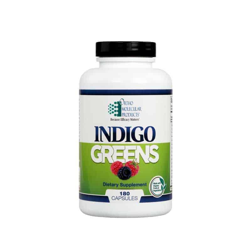 Indigo Greens Capsules