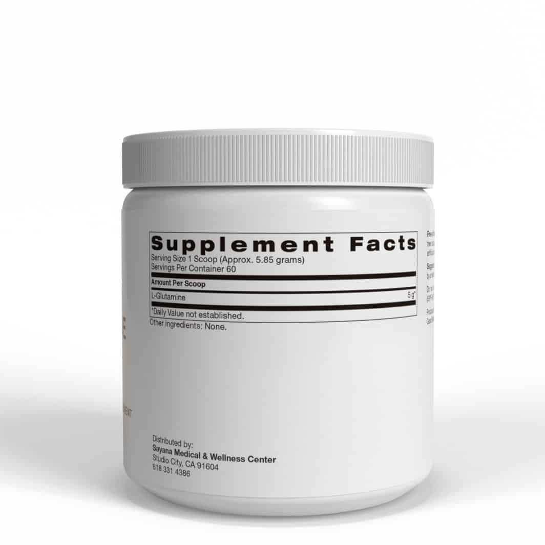 L-Glutamine Powder 351 grams
